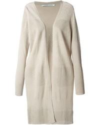 Agnona Open Front Cardi Coat