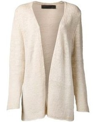 Knit open cardigan medium 92546