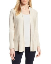 Polished peplum cardigan medium 4952966