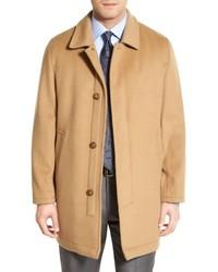 Big tall douglas modern fit wool cashmere overcoat medium 6860339