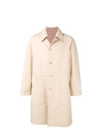 Maison Margiela Cut Out Pocket Coat