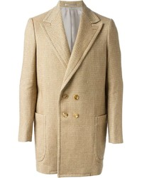 Kolor Herringbone Overcoat