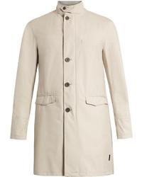 Herno Laminar Water Resistant Overcoat