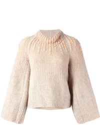Boboutic Oversized Sleeve Sweater