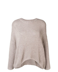 Max & Moi Cashmere Oversized Sweater