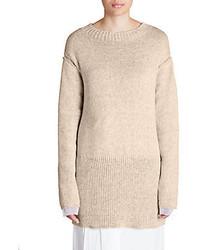 Marni Oversized Sweater Tunic