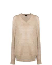 Oversized knit jumper medium 8621371