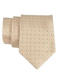jcpenney Stafford Tuxedo Paisley Silk Tie