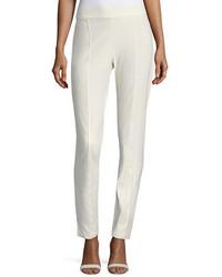 Eileen Fisher Washable Crepe Slim Leg Pants Plus Size