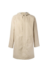 A.P.C. Hooded Parka Nude Neutrals