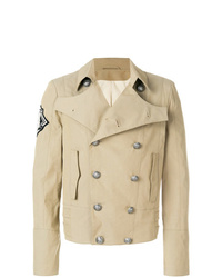 Balmain Buttone Up Jacket