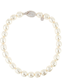 Majorica 14mm Baroque Simulated Pearl Necklace 18