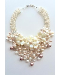 Ottoman Imports Audrey Pearl Collar