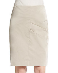 Pauw Asymmetrical Pencil Skirt