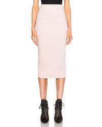 Nicholas Ponti Long Pencil Skirt