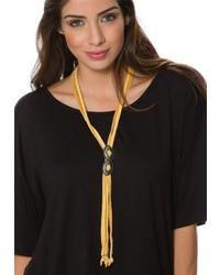 Vanessa Mooney Jewelry The Jacy Tan Necklace