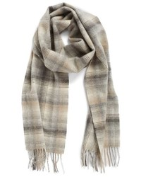Heritage plaid cashmere scarf medium 834792