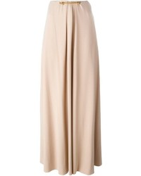 Lanvin Pleated Maxi Skirt