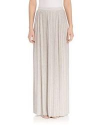 Osnyo pleated maxi skirt medium 531470