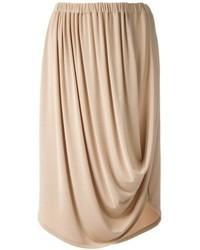 Issey miyake draped skirt medium 41548
