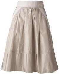 Louis Vuitton Vintage Pleated Skirt