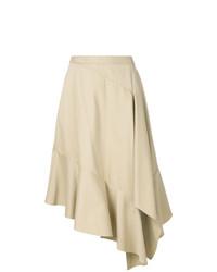 Palmer Harding Palmer Harding Asymmetric Midi Skirt