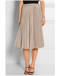 Women's Beige Pleated Skirts from NET-A-PORTER.COM | Women's Fashion
