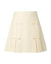 Miu Miu Ed Cady Mini Skirt