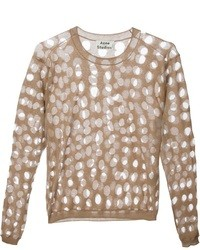 Acne Studios Ninah Dots Sweater