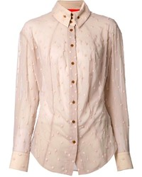 Vivienne westwood red label camicia blouse medium 213044