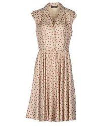 Knee length dresses medium 36418