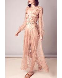 Glitters maxi dress medium 6837655