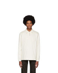 Norse Projects Off White Jorn Zip Polo