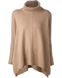 Jarbo Poncho Sweater