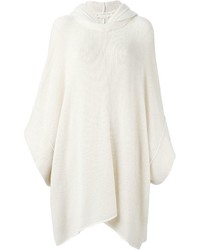 See by chlo hooded knit poncho medium 339066