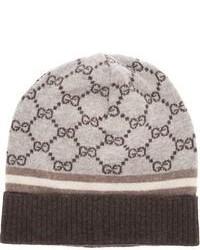 Gucci Monogram Beanie Hat