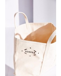 Urban Outers Steele Natural Canvas Tote Bag