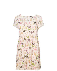 RED Valentino Bug Print Sundress