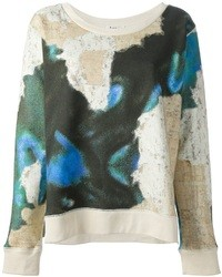 Acne Studios Angle Printed Sweater