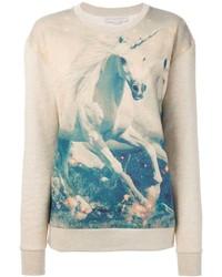 Stella McCartney Unicorn Print Sweatshirt