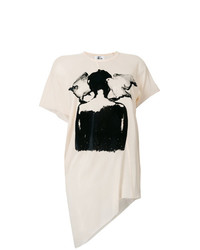Asymmetric t shirt medium 7724597