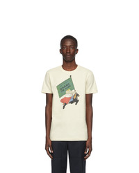 Lanvin Beige Babar Edition The King T Shirt