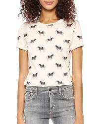 ChicNova Pony Print T Shirt
