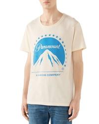 Gucci Paramount Logo T Shirt