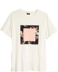 T shirt with printed motif medium 5029201