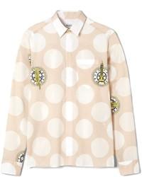 Kenzo Dots Logo Shirt