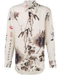 Vivienne Westwood Printed Classic Shirt