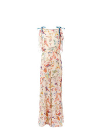 RED Valentino Bird Print Jumpsuit