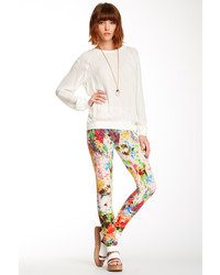 Milk26 Abstract Print Legging