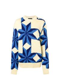 Calvin Klein 205W39nyc Star Knit Sweater